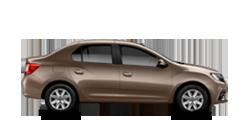 Renault Logan седан 2018-2021 новый кузов комплектации и цены