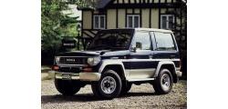 Toyota Land Cruiser Prado компактный внедорожник 1990-1996