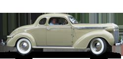 Chrysler Imperial купе 1937-1939