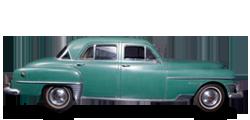 Chrysler Imperial купе 1949-1954