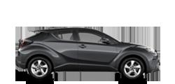 Toyota C-HR 2016-2021 новый кузов комплектации и цены