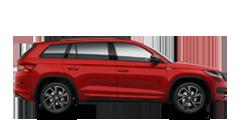SKODA Kodiaq Laurin & Klement 2017-2021 новый кузов комплектации и цены