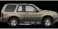 Ford Explorer Sport - лого