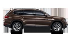 Volkswagen Teramont 2018-2020 новый кузов комплектации и цены