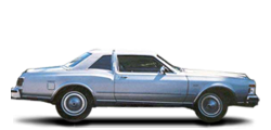 Chrysler LeBaron купе 1977-1981