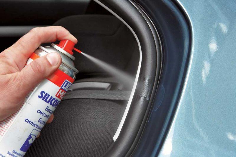 5 мест в машине, которые нужно регулярно смазывать