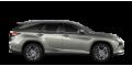 Lexus RX L - лого