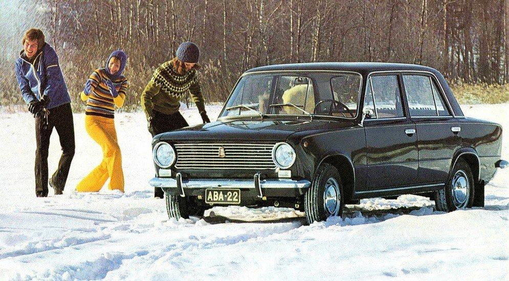 Водители СССР