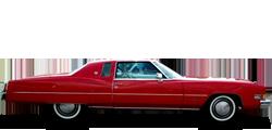 Cadillac Eldorado купе 1971-1978