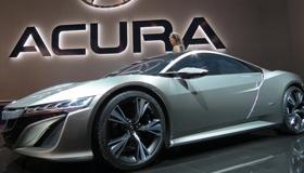 История появления марки Acura