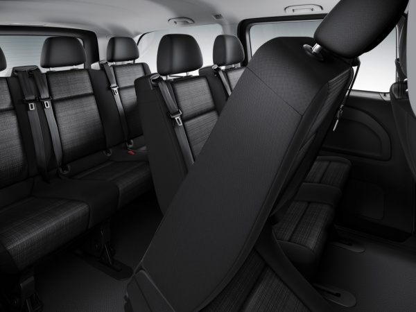 Mercedes-Benz Vito Микроавтобус фото