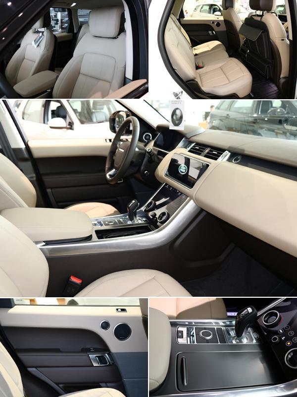 Презентация Land Rover Range Rover Sport и Range Rover фото