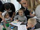 АвтоКлаус Центр собрал маленьких гостей на новогодний праздник - фотография 24