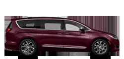 Chrysler Pacifica 2016-2021 новый кузов комплектации и цены