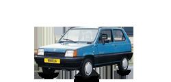 SEAT Marbella 1986-1998