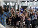 АвтоКлаус Центр собрал маленьких гостей на новогодний праздник - фотография 51