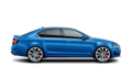 SKODA Octavia RS  - лого