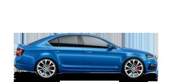 SKODA Octavia RS лифтбэк 2017-2021 новый кузов комплектации и цены