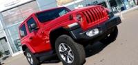 Jeep® Wrangler: сбрось оковы повседневной жизни