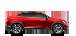 Renault Arkana 2019-2021 новый кузов комплектации и цены
