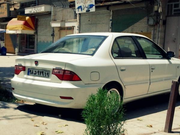 Iran Khodro Soren фото