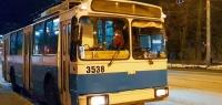 Москва передаст Нижнему Новгороду 30 троллейбусов
