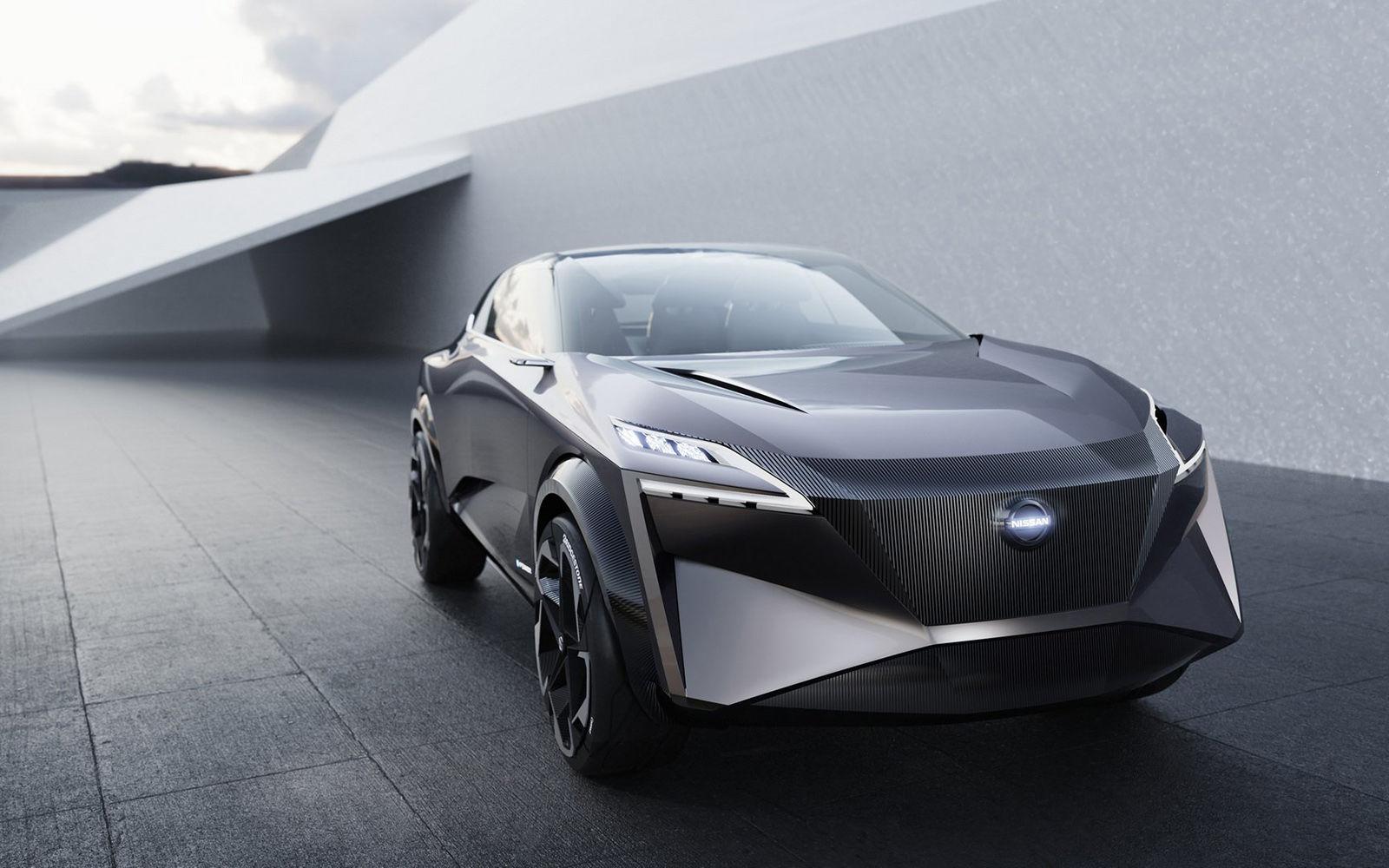 Новый Nissan IMQ 2019