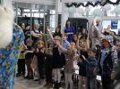 АвтоКлаус Центр собрал маленьких гостей на новогодний праздник - фотография 50