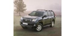 Toyota Land Cruiser Prado среднеразмерный внедорожник 2009-2013
