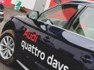Audi quattro days: превосходство технологий - фотография 78