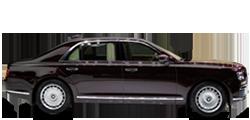 Aurus Senat седан 2018-2021 новый кузов комплектации и цены